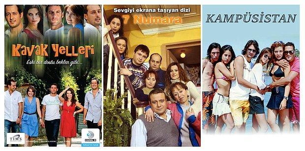 Tüm Ülke Ekran Başına Kilitlenirdi: Dünden Bugüne En Sevilen Türk Yapımı Gençlik Dizileri