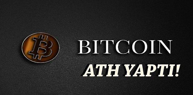 Bitcoin'den ATH Geldi! Fiyatı 67.000 Doları Aşan Bitcoin Tüm Zamanların En Yüksek Değerine Ulaştı