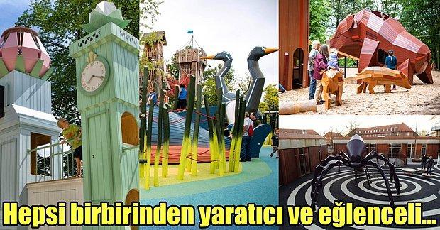 Bu Parkları Gören Herkes Tekrar Çocuk Olmak İsteyecek! İşte Dünyanın En Güzel Oyun ve Eğlence Parkları