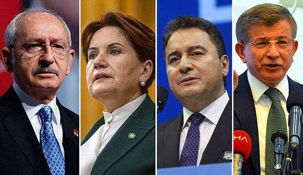 Muhalefet Liderlerinden Faiz Tepkisi: 'Şahıs ve Şürekası Ülkeyi Açlığa Doğru Götürüyor'