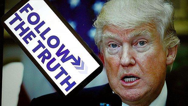 Sosyal Medya Devlerinin Yasakladığı Trump, 'TRUTH Social'ı Kurdu