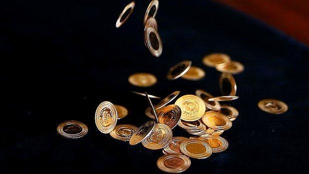 Gram Altın, Faiz Kararının Ardından 543 TL'ye Ulaşarak Rekor Kırdı