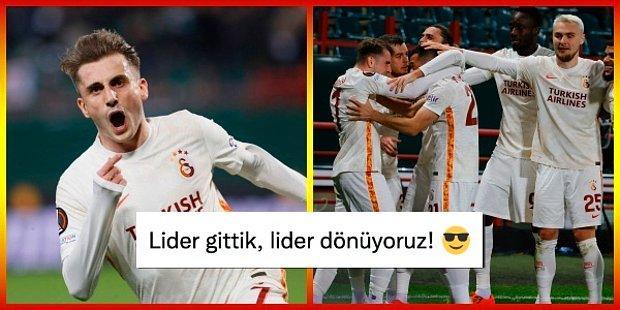 Kerem Aktürkoğlu'nun Golü Rusya'yı Isıttı! Galatasaray, Lokomotiv Moskova Deplasmanından 3 Puanla Dönüyor