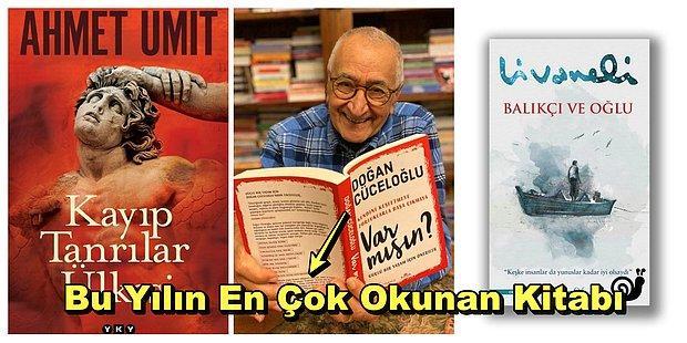 2021 Yılında En Çok Okunan Kitaplar ve Yazarlar Açıklandı: Okuma Oranıyla Türkiye 180 Ülke Arasından 140'ıncı!