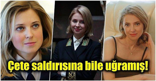 Güzelliğiyle Dünya Çapında İnternet Fenomeni Olan Rusya Büyükelçisi Natalya Poklonskaya'nın Olaylı Hayatı