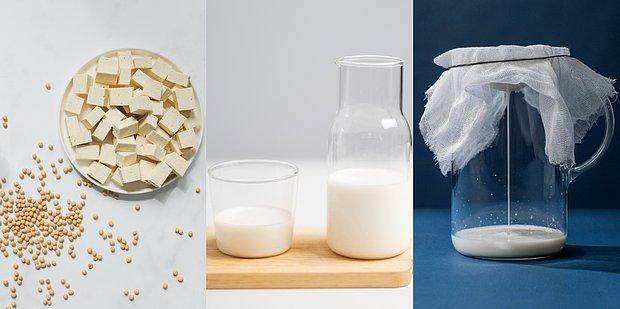 Sağlıklı Beslenmek Zor Değil: Evde Badem ve Soya Sütü Nasıl Yapılır?