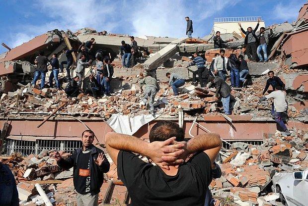 Van Depremi Ne Zaman Olmuştu? Van Depremi Kaç Şiddetindeydi ve Kaç Kişi Ölmüştü?