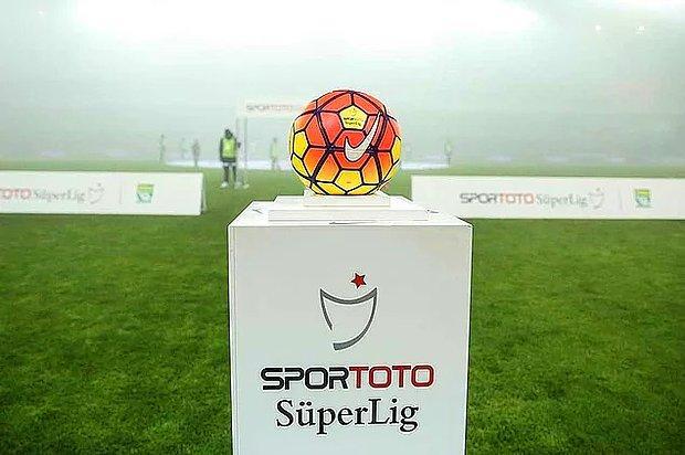 Süper Lig'de Bugün Hangi Maçlar Var? Süper Lig Haftalık Maç Programı