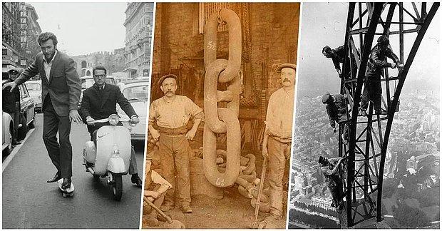 Tarihin Derinliklerinden Çıkmış Muhtemelen Daha Önce Görmediğiniz 20 Göz Alıcı Fotoğraf