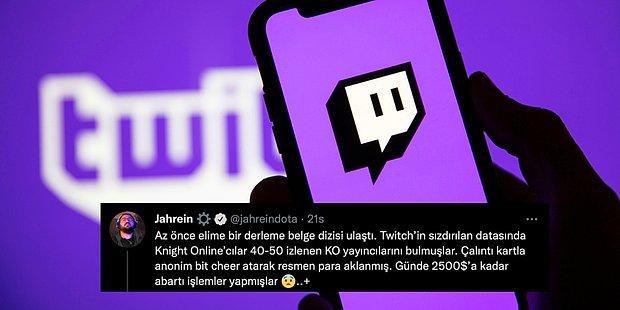 Twitch'te Sular Durulmuyor: Jahrein'in Aktardığı Bilgilere Göre Twitch'te Ciddi Anlamda Kara Para Aklanıyor!