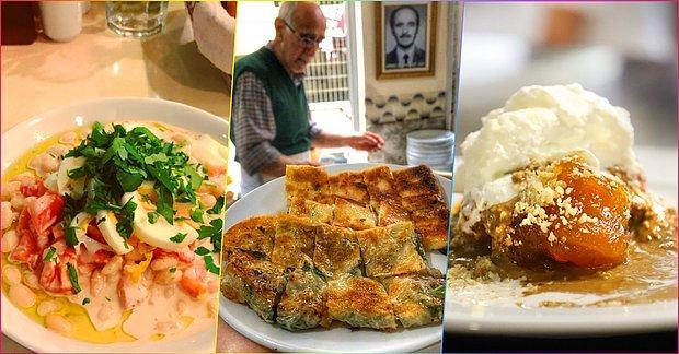 Hep Tatile mi Gideceğiz, Biraz da Yemek Yiyelim: Antalya'ya Gittiğinizde Uğramanız Gereken 15 Mekan