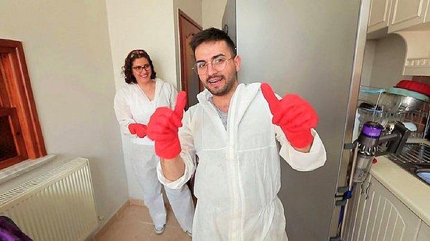 Temizlik Profesörü Kadir Ezildi Hayatını Anlattı: Hikayesi Herkesi Hüzne Boğdu...