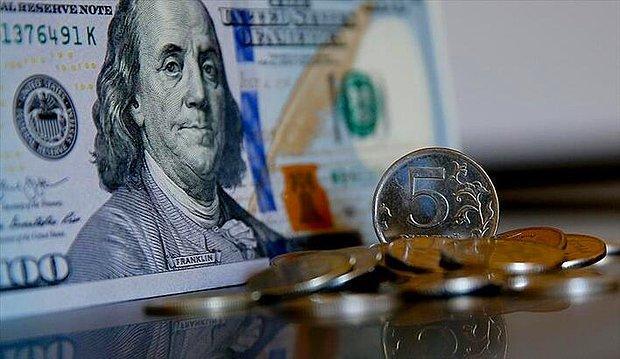 Dolar 9.74 TL'yi Gördü...
