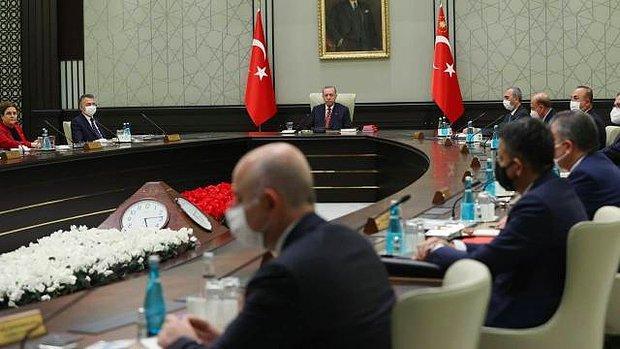 Kabine Bugün Toplanıyor: Gündemde 10 Büyükelçi, G20 ve Koronavirüs Var