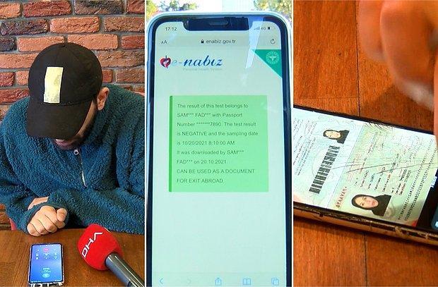 PCR Sahtekârlığında Yollar Tükenmiyor: WhatsApp'tan Yapılıyor, 2 Saat İçinde e-Nabız'da!