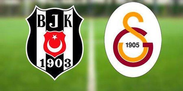Beşiktaş-Galatasaray Maçı Ne Zaman, Saat Kaçta? Derbi Hangi Kanalda Yayınlanacak?
