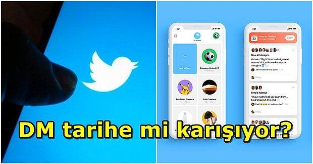 Sohbet Uygulamalarına Rakip Geliyor! Twitter, Grup Sohbetleri İçin Sphere'i Satın Aldı
