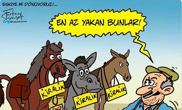 Mehmet Metiner'den AKP'ye Karikatürlü Tepki