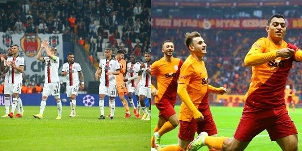 Dev Maçta Kazanan Kim Olacak? Sezonun İlk Derbisinde Beşiktaş'ın Konuğu Galatasaray