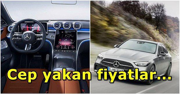 Artık Hayalini Bile Kuramıyoruz! Mercedes-Benz C Serisi Türkiye Fiyatları Açıklandı
