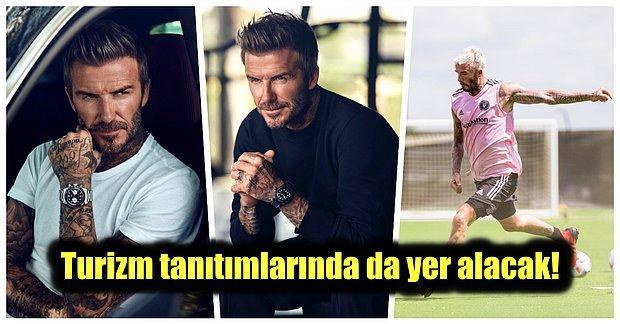 2022 FIFA Dünya Kupası'nın Reklam Yüzü Olan David Beckham'ın Elde Edeceği Gelir Feleğimizi Şaşırttı
