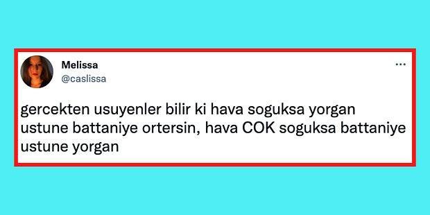 İsim Yazan Çaydanlıktan Yorgan ve Battaniye Kullanma Sırasına Son 24 Saatin Viral Tweetleri