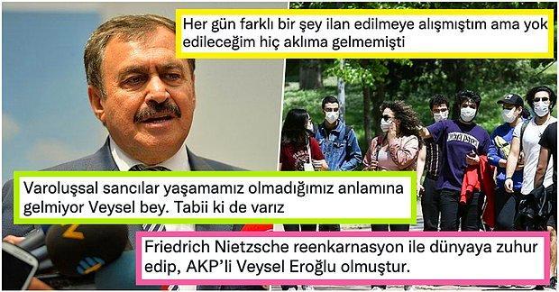 AKP'li Milletvekili Veysel Eroğlu'nun 'Z Kuşağı Yoktur' Açıklaması Goygoycuların Eline Fena Halde Düştü!