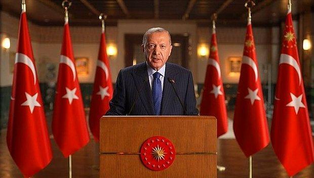 Erdoğan Kabine Toplantısı Sonrası Kameraların Kaşına Geçti