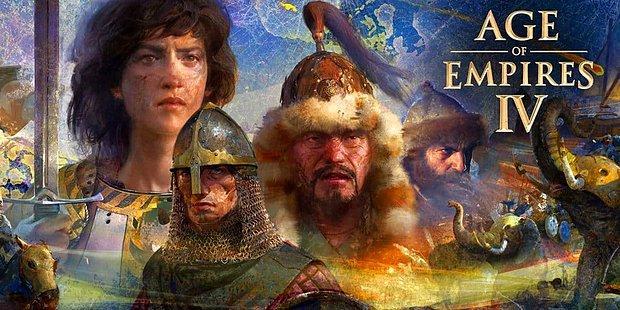 Strateji Türünün Efsane Serisinin Devam Oyunu Age of Empires 4'ün İlk İnceleme Puanları Belli Oldu