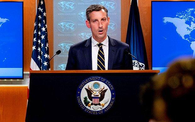 ABD Dışişleri Sözcüsü: 'Mevcut Büyükelçi Görev Süresi Boyunca Türkiye'de Kalacak'