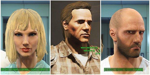 Fallout 4'ün Karakter Editörünü Kullanarak Tarihi Figürlere ve Ünlülere Hayat Veren 13 Tasarım
