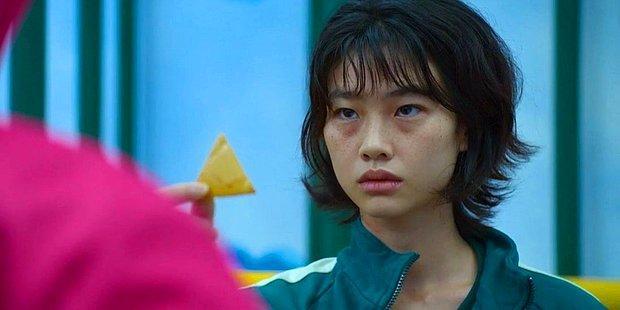 Squid Game'in Yıldızı Jung Ho-yeon Dizinin Deneme Çekimlerine Ait Görüntüler Paylaştı