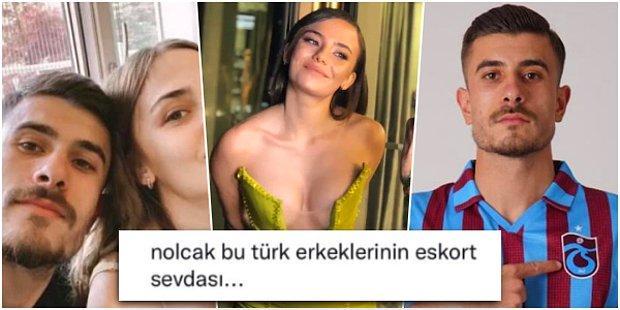 Futbolcu Dorukhan Toköz Tarafından İhanete Uğradığı İddia Edilen Bahar Şahin'den 'Eskort' Göndermesi Geldi!