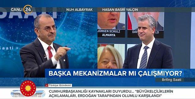Star Gazetesi Genel Yayın Yönetmeni Nuh Albayrak: '2023'ün Silahsız 15 Temmuz Olacağını Düşünüyorum'