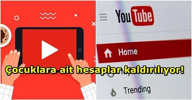 YouTube'un 7 Milyon Kullanıcısının Hesabını Sildiği Öğrenildi