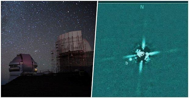 En Genç Gezegenler Listesine Girmeyi Başarmış Jüpiter'den Daha Büyük Olan Yeni Bir Bebek Gezegen Görüntülendi