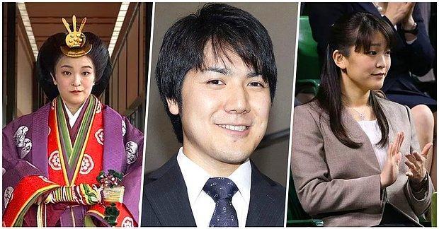 Mutlu Son! Aşık Olduğu Adam İçin Kraliyet Unvanından Vazgeçen Prenses Mako Sonunda Evlenerek Mutluluğa Kavuştu