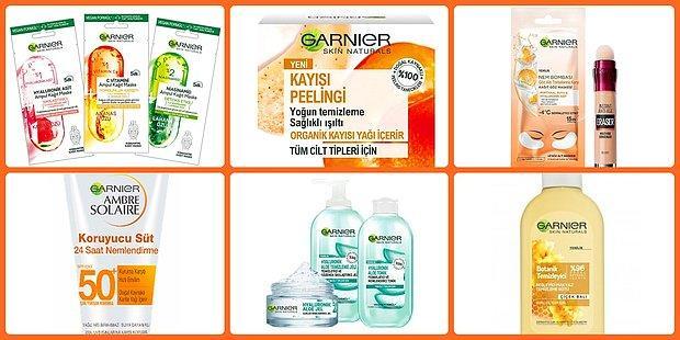 Sağlıklı Bir Cilt İçin Servet Ödemenize Gerek Yok! Garnier'dan Size İyi Gelecek 12 Ürün