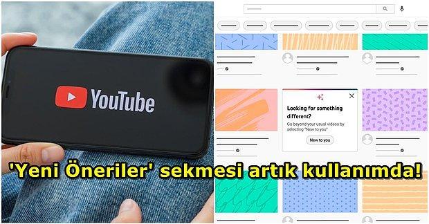 Bir Yenilik Daha! YouTube Yepyeni Özelliğini Kullanıcıların Beğenisine Sundu