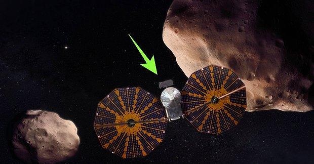 NASA'nın Truva Gök Taşlarına Gönderdiği Lucy Uzay Aracının En İlginç Özelliklerini Açıklıyoruz