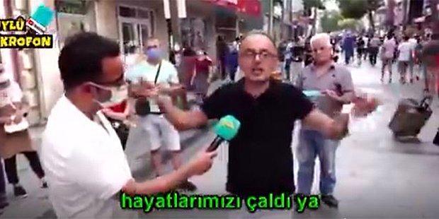 'Bu Memlekette Kadını mı, Çocukları mı Koruyalım?' Diyen Vatandaş: 'AKP Gülüşümüzü Çaldı'