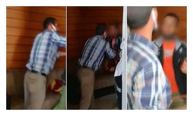 Sadece İşten Ayrılmak İstemişti: Çırağını Hortumla Döven Adam Gözaltına Alındı