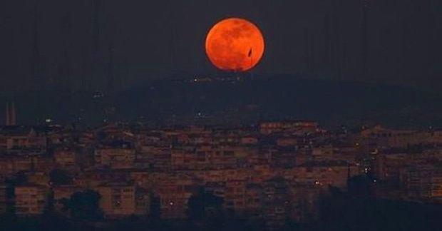 Ay Tutulması Nasıl Oluşur?
