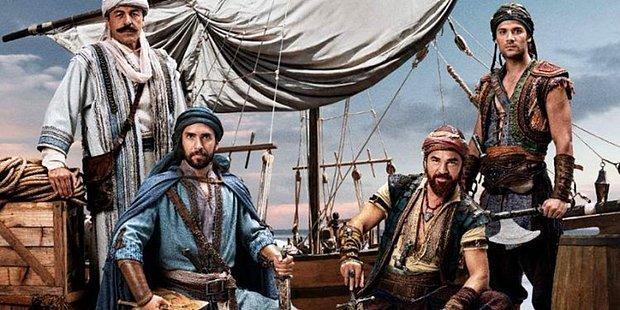 Barbaroslar Akdeniz'in Kılıcı 7. Fragmanı Yayınlandı!