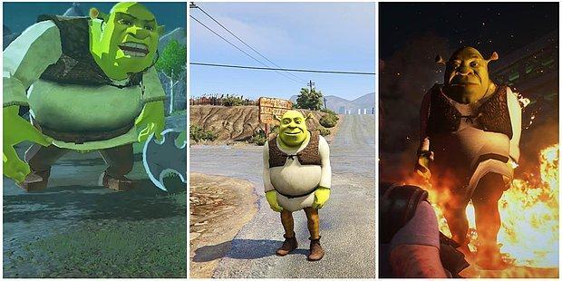 """""""Bu Oyuna Yapılmaz"""" Dedirtirken Gerçek Shrek Hayranlarını Pek Mutlu Edecek 11 Shrek Modu"""