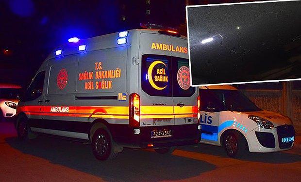 Otomobili Çizildiği İçin Tartıştığı Site Görevlisini Öldürdü