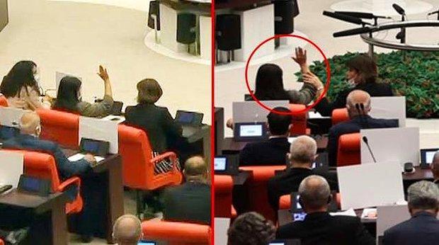 Hayır Oyu İçin Çağrı Yapmıştı: HDP'li Pervin Buldan Teskere Oylamasında Yanlışlıla Evet Oyu Kullandı