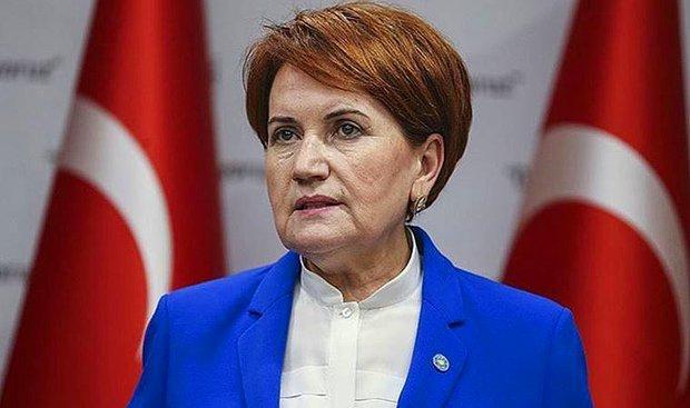 Akşener Bütçeye Tepki Gösterdi: 'Erdoğan'ın Giderayak Milletimize Attığı Son Kazığın Bütçesidir'