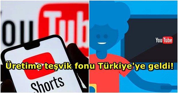 YouTube Shorts Türk Yayıncılara 100 Milyon Dolarlık Üretici Fonu Sunuyor
