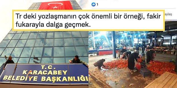 AKP'li Karacabey Belediyesi'nin Sosyal Medya Hesabından Yaptığı Skandal Paylaşım